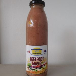 Beetroot Mayo