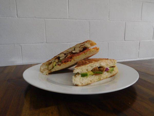 Chicken Avocado Sandwich