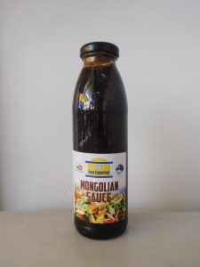 Mongolian Sauce