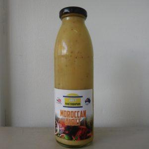 Moroccan Aioli Sauce