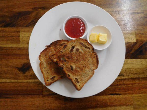 Raisin Toast