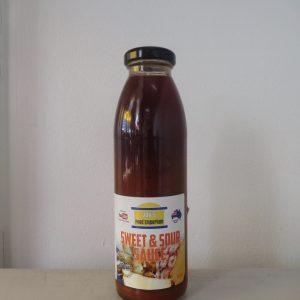 Sweer & Sour Sauce