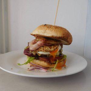 Worx Burger