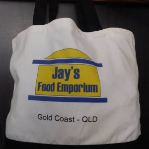 Lightweight Branded Bag