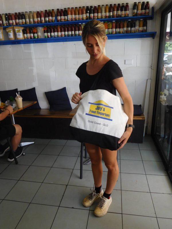 Lightweight Branded Bag